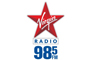 98.5 VIRGIN Radio Logo