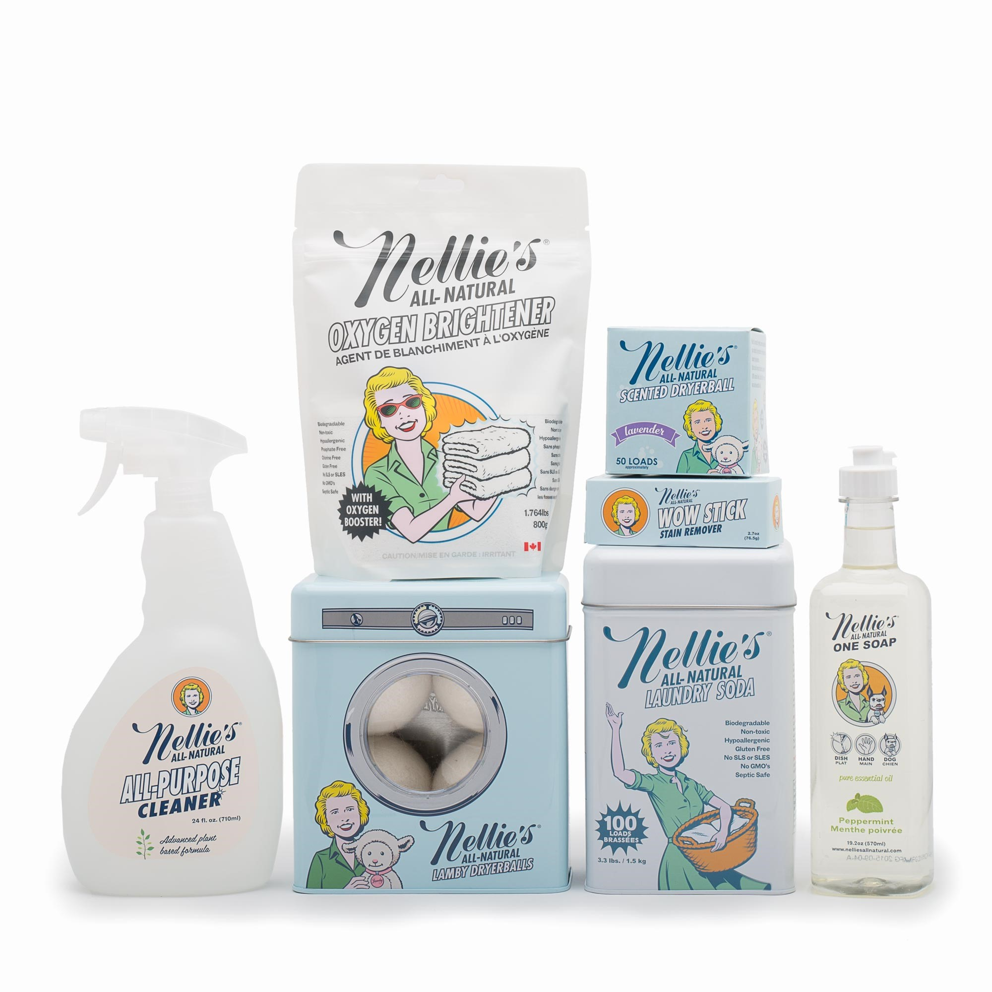 Nellie's All-Natural Bundle